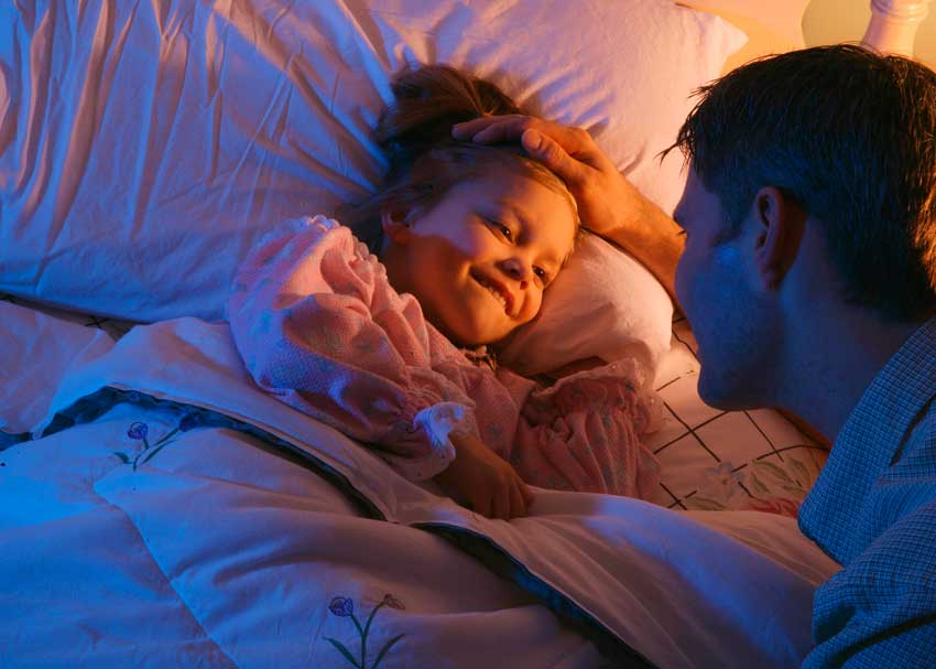 Bedtime by Age – Child to Teen