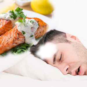 Your Sleep, Your Mind, Your Food