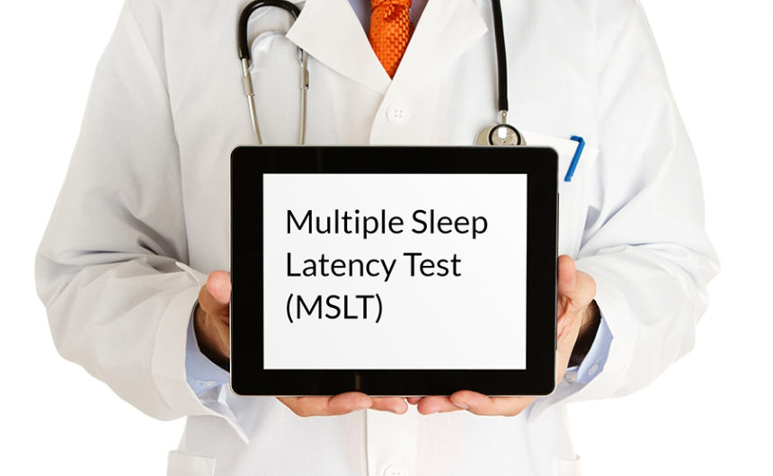 Narcolepsy and the Multiple Sleep Latency Test (MSLT): Diagnosis and Reasons