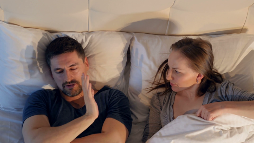 Is the lack of sleep effecting your relationship?