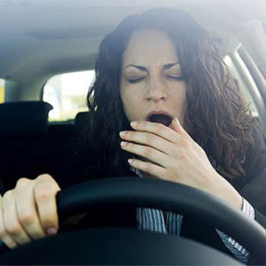 Let's talk about Driving Tired